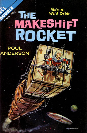Cover of The Makeshift Rocket