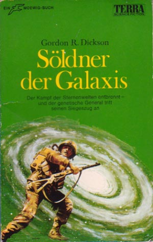 Söldner der Galaxis at Houdini Nation