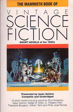 Golden Age Science Fiction at Houdini Nation