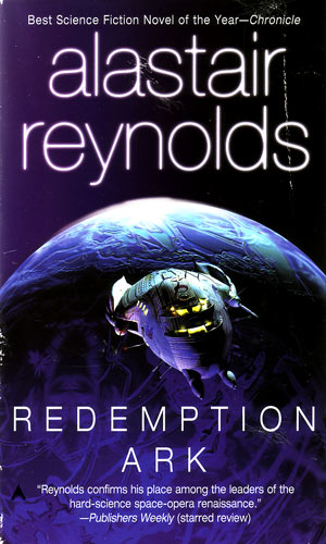 Cover of Redemption Ark