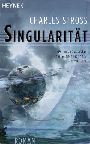 Cover of Singularität