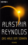 Cover of Das Haus der Sonnen by Alastair Reynolds